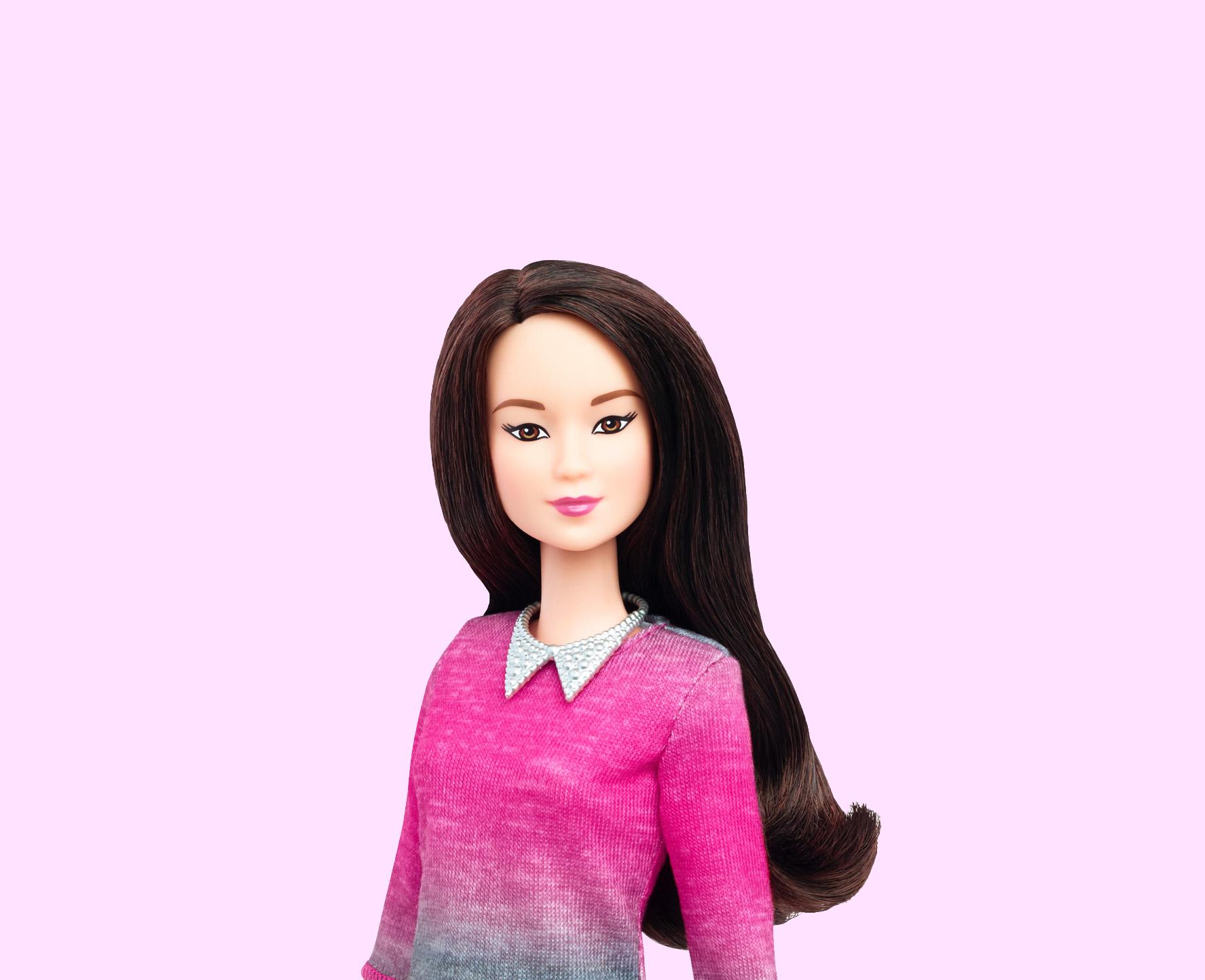 Asian barbie name
